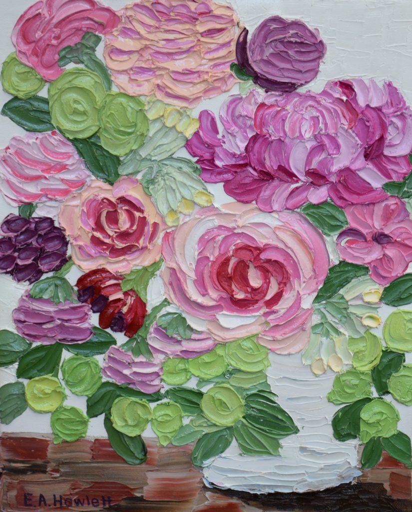 Spring Pinks, Elisabeth Howlett 2